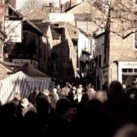 Durham & Grassington at Christmas
