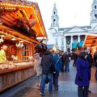 Leeds Christmas Shopper & Christkindelmarkt