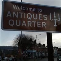 Sheffield Antiques Quarter & Sheffield