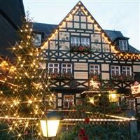 Rhine Christmas Market